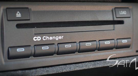 Audi-CD-changer