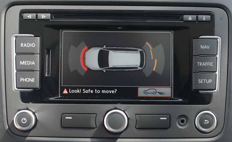 vw rns 310 radio navigation system satnav systems. Black Bedroom Furniture Sets. Home Design Ideas