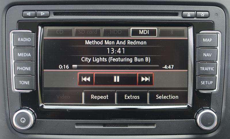 mdi multi device interface satnav systems
