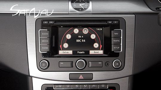 VW-RNS-310-Radio-Navigation-System