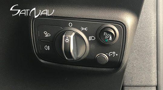 rear-acousting-parking-sensor