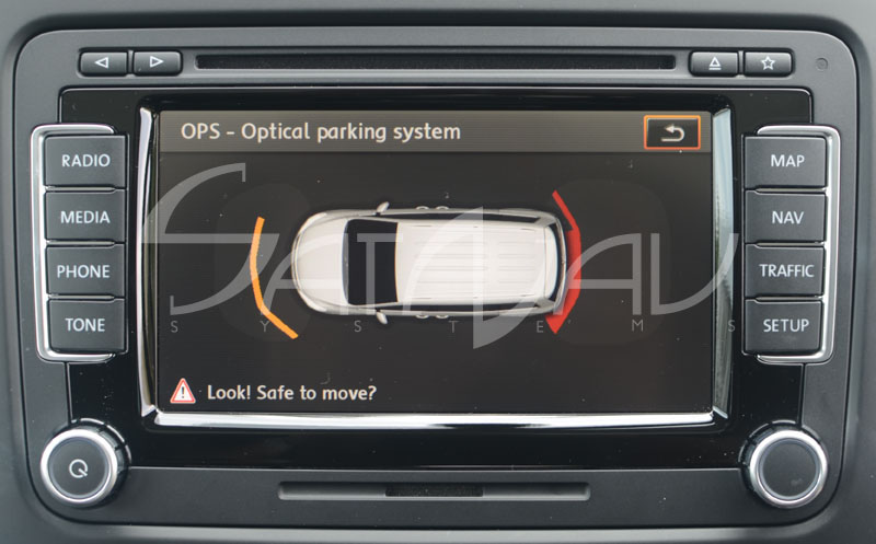 vw rns 510 navigation system satnav systems. Black Bedroom Furniture Sets. Home Design Ideas