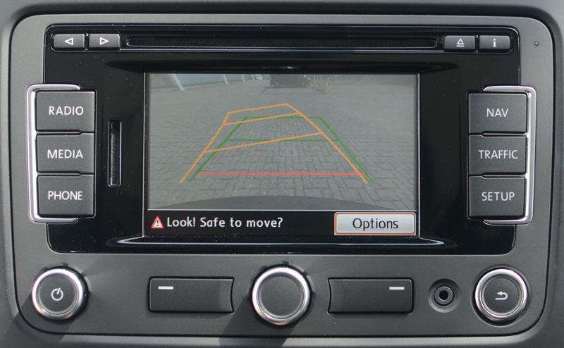 Vw Rns 315 Navigation System Satnav Systems