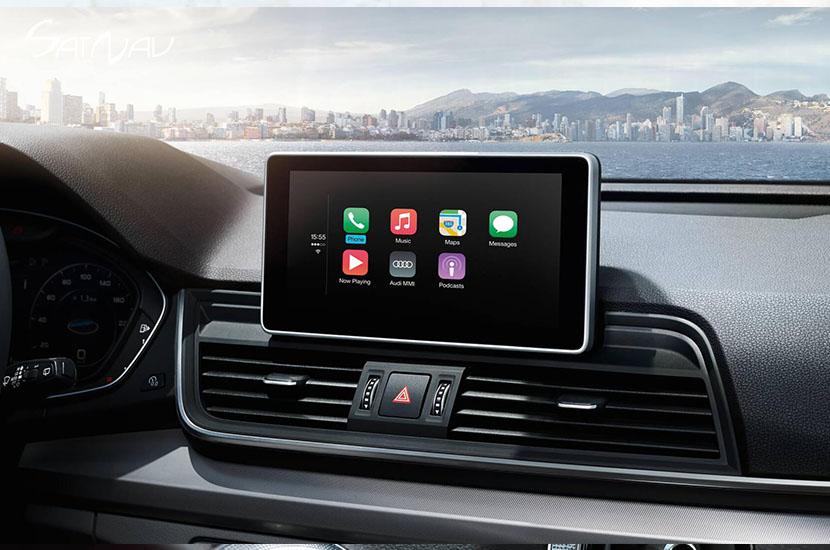 Audi Smartphone Interface | SatNav Systems