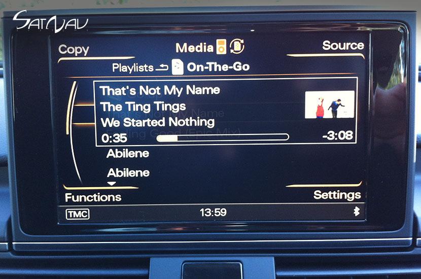 AMI – Audi Music Interface