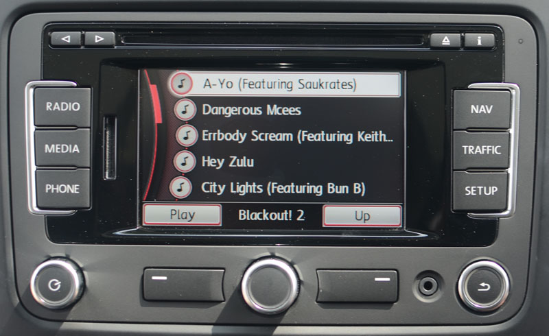 VW RNS-310 Radio Navigation System | SatNav Systems