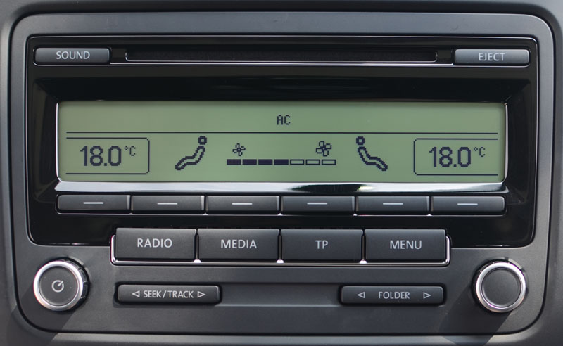 vw rcd  radio satnav systems