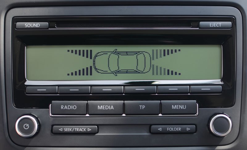 VW RCD-310 Radio