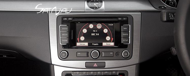 VW RNS-310 Radio Navigation System