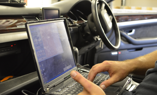 Diagnostics & Repairs | SatNav Systems