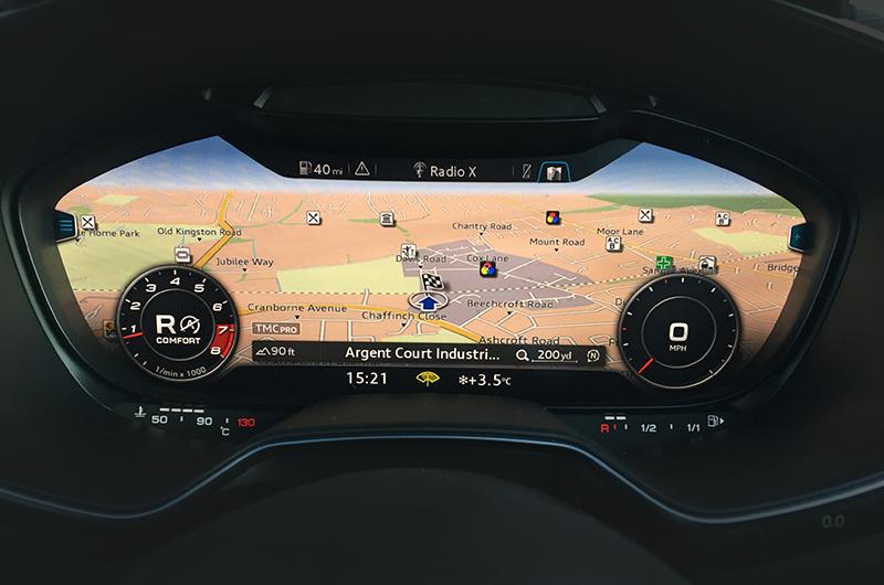Audi Tt Mk3 Navigation System Upgrade Satnav Systems