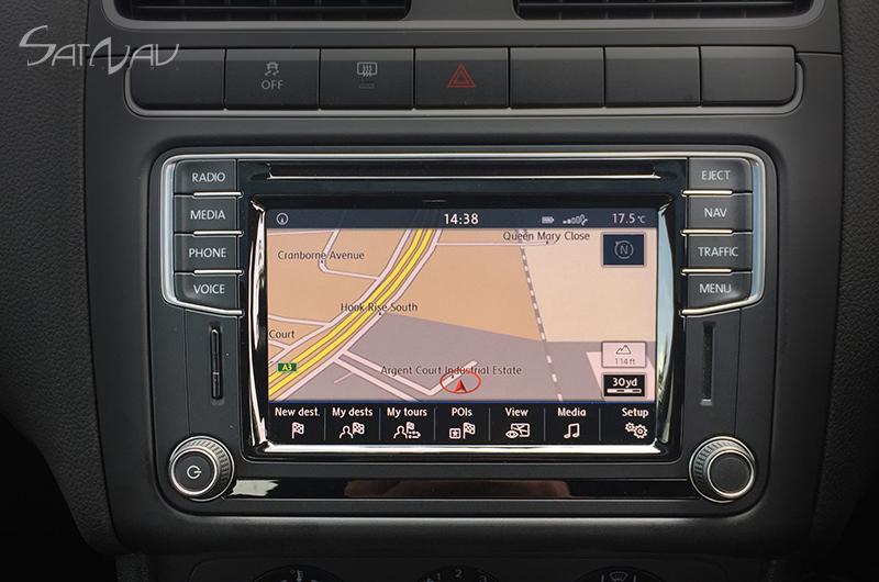Discover Media Pq : vw discover media pq navigation system satnav systems ~ Kayakingforconservation.com Haus und Dekorationen