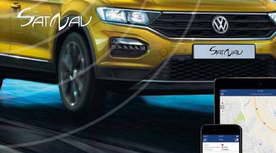 Vehicle Tracking S5-VTS VW