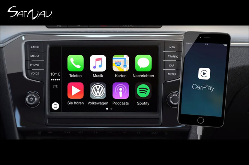 VW APP-CONNECT Upgrade