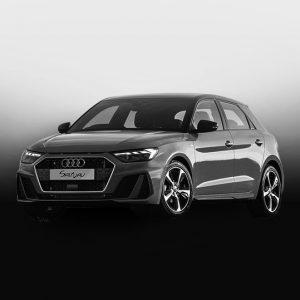 Audi A1-GB